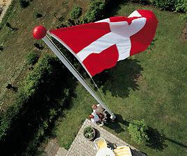 Standard flagstang